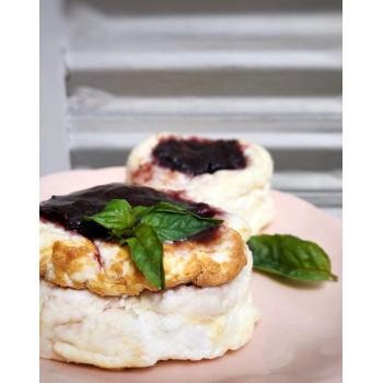 CHEESE CAKE DE FRUTOS ROJOS ( 2 unidades)