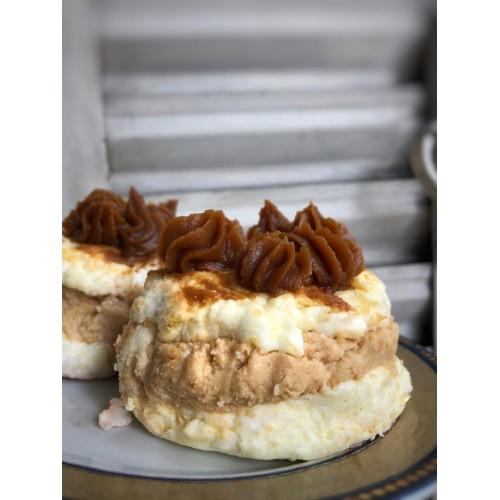 Mini Cheese Cake Dulce de leche (2)